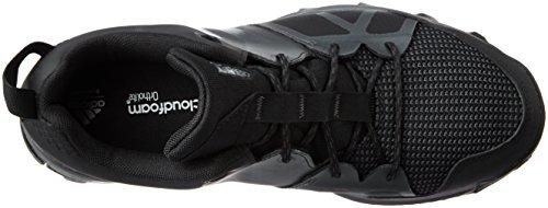 adidas Kanadia 8 TR M, Chaussures de running entrainement homme Noir (Color Core Black/Iron Met./Utility Black)