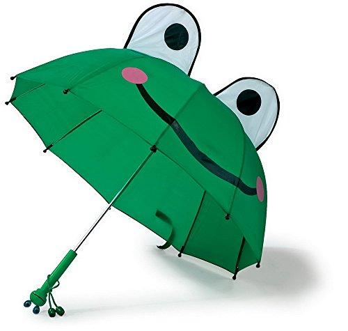 Regenschirm Verwandelt schlechtes in gutes Wetter