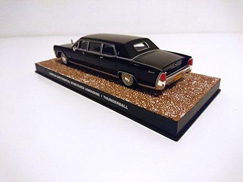 James Bond Lincoln Continental Thunderball 007 1/43 DY119