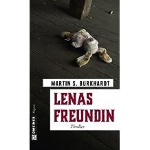 Lenas Freundin: Thriller (Thriller im GMEINER-Verlag)