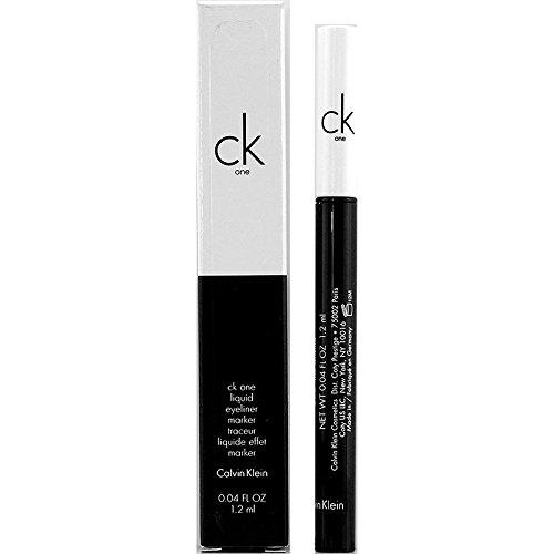 Make-up-marker Liquid (Calvin Klein CK One Cosmetics Liquid Eyeliner Marker 1.2ml - The Drama)