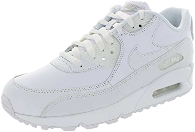 Nike Air Max 90 Leather Scarpe da ginnastica | Qualità primaria  | Uomini/Donna Scarpa