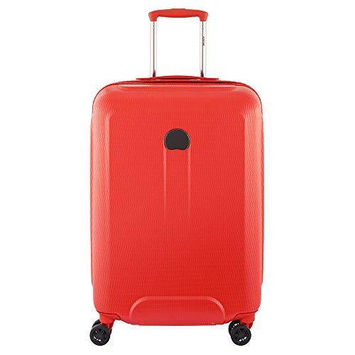 Delsey Helium Air 2 Valise, 64 cm, 76 L, Orange...