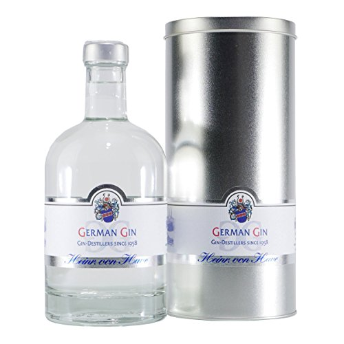von Have German Gin in Geschenk-Dose (1 x 0.5 l)