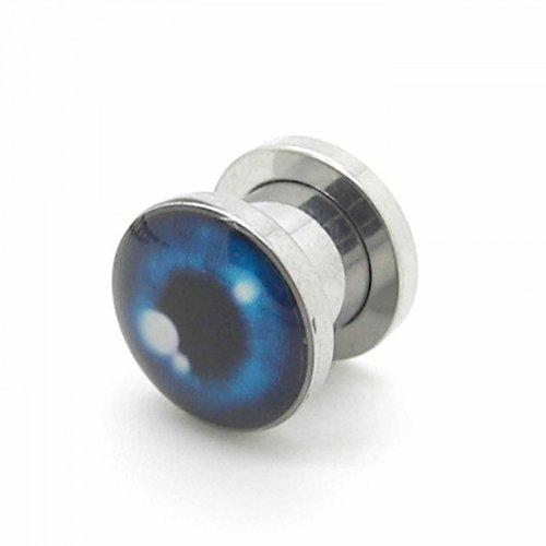 set-or-single-flesh-tunnel-plug-piercing-earth-moon-jupiter-saturn-eye-clock-union-jack-stars-and-st