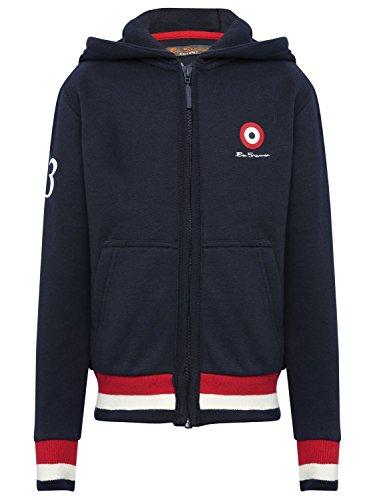 ben-sherman-boys-cotton-rich-navy-long-sleeve-hooded-front-pocket-target-logo-zip-through-hoody-navy