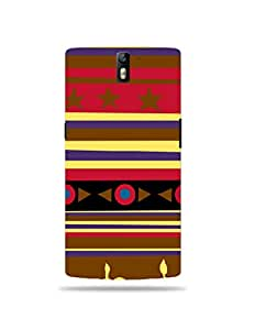 alDivo Premium Quality Printed Mobile Back Cover For One Plus One / One Plus One Printed Mobile Case / Back Cover (MZ044)