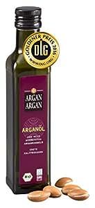 ARGANARGAN - Bio-Arganöl, kaltgepresst, geröstet, 250ml, DLG-GOLD prämiert