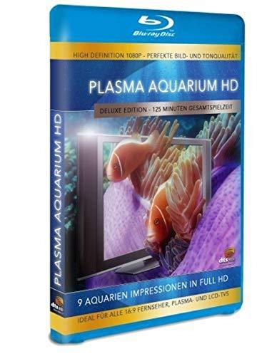 Plasma Aquarium HD - 9 Aquarien Impressionen in High Definition [Blu-ray] [Deluxe Edition] Hd Plasma