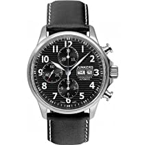 Junkers 6818-2 Herren-Uhr Tante Ju Chronograph Automatik