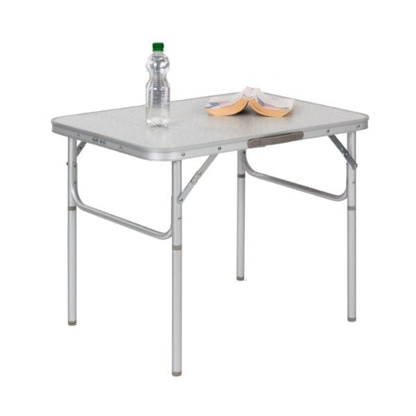 Alu Tisch Klappbar.Ultranatura Campingtisch Lindau Alu Klapptisch Leicht Camping Tisch Aus Aluminium Mit Tragegriff Gartentisch Klappbar Stabil 75 X 55 X 60 25 Cm