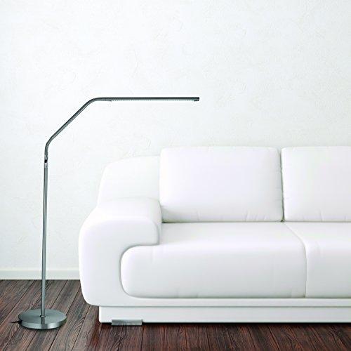 Daylight Slimline LED Stehlampe (80 Tageslicht-LEDs)