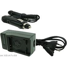Otech Chargeur pour Nikon COOLPIX S1200PJ