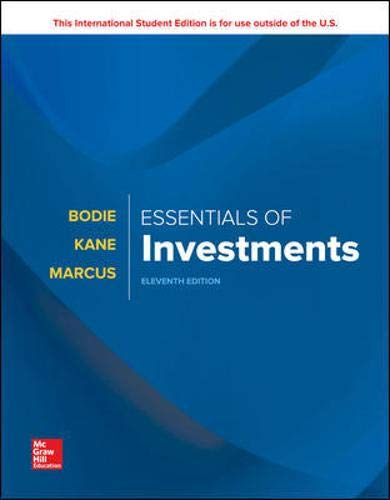 ISE Essentials of Investments (Scienze)