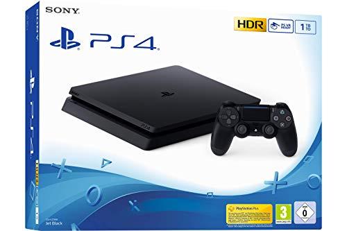 PlayStation 4 Slim - Konsole (1TB, schwarz)