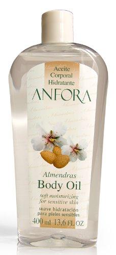 INSTITUTO ESPAÑOL ANFORA ALMENDRAS aceite corporal 400 ml