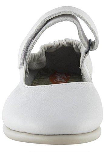 Softinos Damen Val363sof Ballerinas Weiß