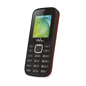 Wiko Lubi 2 Téléphone portable Noir