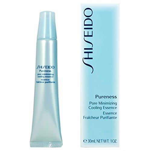 Shiseido Pureness Pore Minimizing Cooling Essence for Unisex, 1 Ounce by Shiseido
