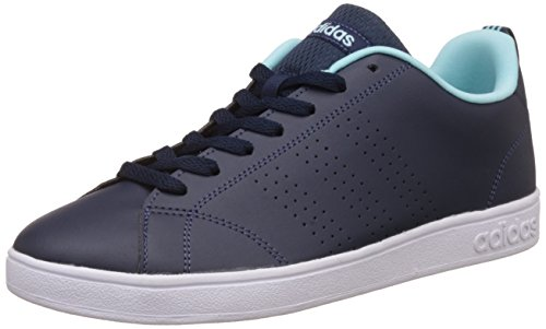 Adidas VS Advantage Clean W B74545 Blu (Maruni/Maruni/Agucla)