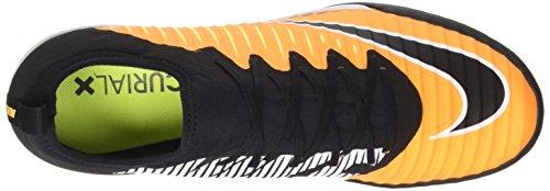Nike Mercurialx Finale Ii Tf, Chaussures de Football Homme Orange (Laser Orange/black/white/volt/white)