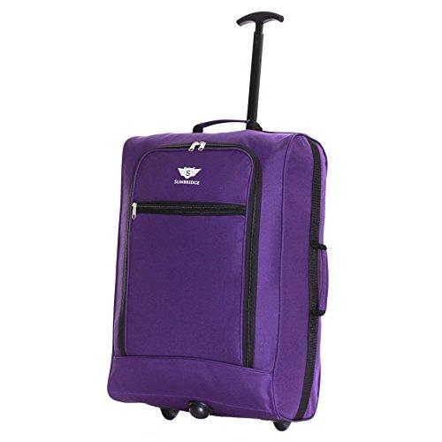 Slimbridge Montecorto super ligero 55 cm equipaje de mano con ruedas,