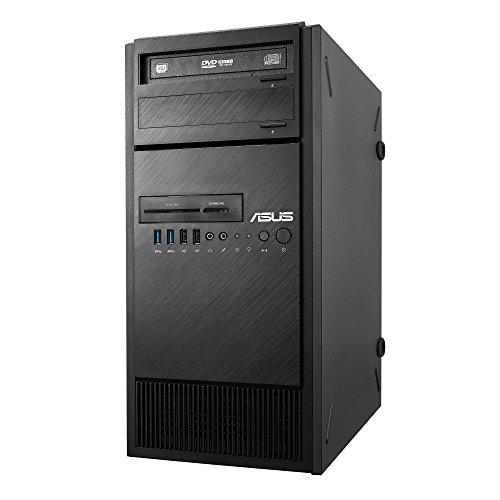 ASUS TS300-E9/PS4 Barebone Tower 1 x Socket LGA1151 4 x Hot-swap 3.5 HDD Bays/Pike 2
