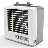 LHZHG Raffreddamento Portatile per condizionatore d'Aria, Mini Ventola di Raffreddamento per Desktop Ventilatore di Ventilazione ventricolare Personale per, uffici, Interni, Esterno
