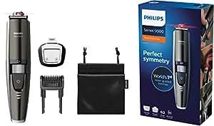 Philips Séries 9000 Tondeuse Barbe avec Système de Coupe Avancé/Guide Laser