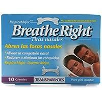 Breathe Right Streifen großen Nasentropfen 10Stück preisvergleich bei billige-tabletten.eu