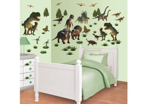 Walltastic WT4110 Mini Kit Dinosaur Land