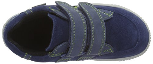 Superfit MOPPY 700349, Baby Jungen Lauflernschuhe, Blau (WATER KOMBI 88) Blau (WATER KOMBI 88)