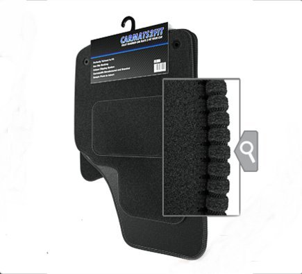 Jeep Grand Cherokee MK2 (1999-2005) Car Mats in Black Unique Decorative Binding In Various Colour Choices/550gm Deep Twist Pile comes With 12 Months Warranty And A Guarantee That We Won't Be Beaten On Price For Quality