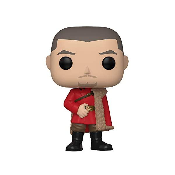 Funko Pop Viktor Krum Baile de Navidad (Harry Potter 89) Funko Pop Harry Potter