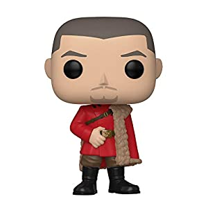 Funko- Pop Figura de Vinilo: Harry Potter S7-Viktor Krum (Yule) Coleccionable, Multicolor (42252)