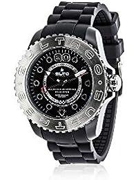 565201a2a693 Bultaco Reloj analogico para Hombre de Cuarzo con Correa en Acero Inoxidable  BLPB45A-CB2