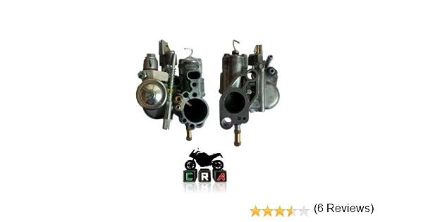 pour Vespa PX200 PX 125 150 Dell/'Orto avec m/élangeur SI 24/24/- 00583/- Carburateur