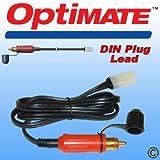 Optimate 3 und 4 Canbus Din-Steckerleitung mit weißem TM-Stecker Teilennummer TM95