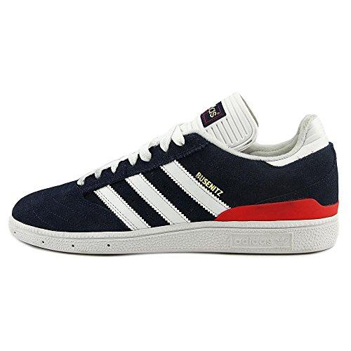 Adidas Skate Busenitz (bianco / Ftwwht / Gum) -10.5 Navy/White/Scarlet
