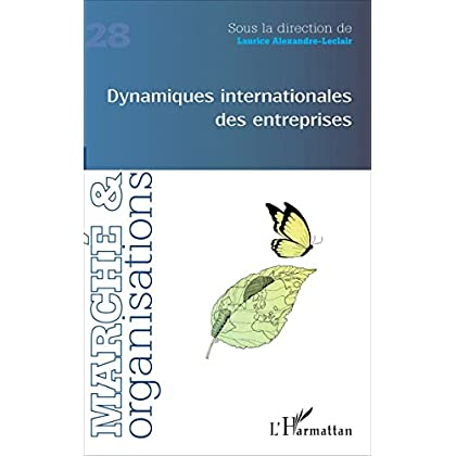 Dynamiques internationales des entreprises