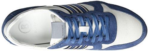 Bogner Mens Rome 5c Low-top Blue (jeans)