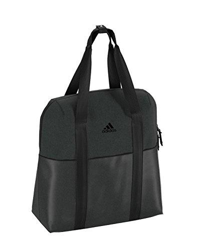 adidas Damen Training ID Tragetasche, Black/Black/Carbon, One Size (Tragetasche Tote)