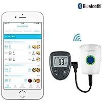 GLUCONEXT Universaler Blutzuckermessgerät Transmitter | Akkurate Messung & Bluetooth | Diabetes Blutzucker Messgerät... preisvergleich bei billige-tabletten.eu