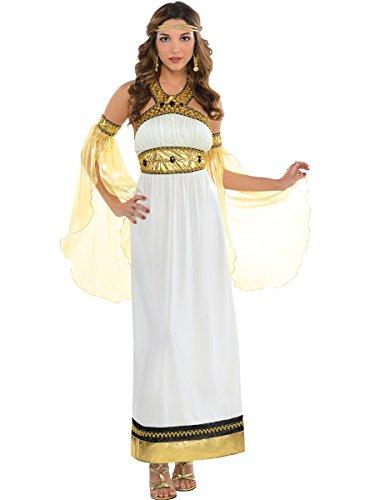 Imagen de disfraz de diosa griega para mujeres en varias tallas