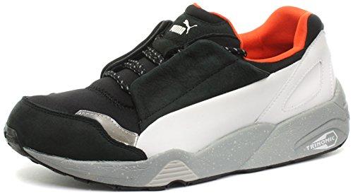Puma Alexander McQueen MCQ Lace Disc Donna Sneaker, Nero, Taglia 38