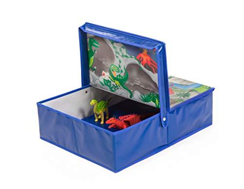 Pop it Up F2PBI15849 - Caja de Juegos, Color Azul
