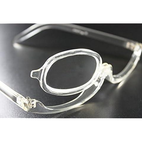 Gafas para Maquillarse de Pasta Transparente +3.5 dioptrias