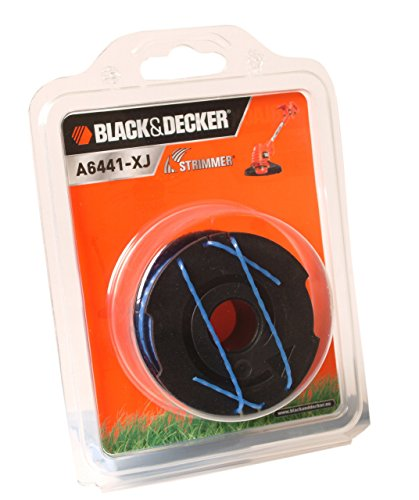 Black + Decker A6441 Bobine Reflex Plus 2 x 6 m