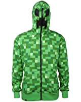 Minecraft Creeper - Zip-up Hoodie