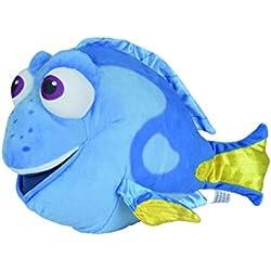 Disney Simba 6315871740– Finding Dory Peluche Dory 25cm Azul